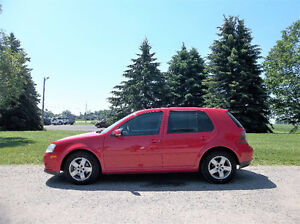 2008 Volkswagen City Golf- Hatchback.  Just 162K!!  4 NEW TIRES