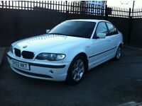 2002 BMW 320D TURBO DIESEL FULL MOT **JUST REDUCED BY 500