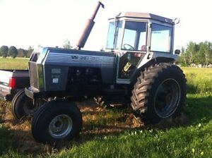 tracteur white 2-105