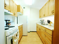 2 Bedrooms with 2 full Bathrooms plus All utilities Incl in Rent