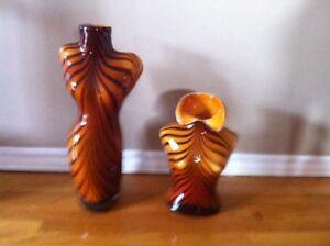 Art Deco vases