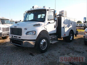Brand New 2018 Freightliner with 11ft Summit Body