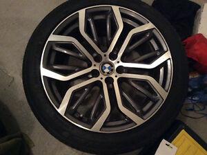 Urgent RECHERCHE 2 Mags BMW x5 x6 20' 5x120 Machinés + Gunmetal