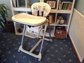 Mamas & Papas multi positional high chair