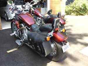 Moto Suzuki Intruder VS1400