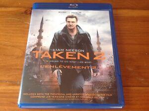 Taken 2 on Blu-ray disc