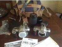 Nikon Cameras and Accessories