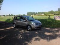24/7 Trade sales NI Trade Prices for the public 2008 Nissan Note 1.6 Acenta Automatic Full mot