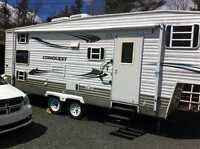 2008 24ft Gulfstream conquest fifth wheel