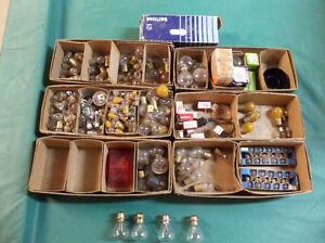 Vintage 6 volt & 12 volt car & truck light bulbs ...... $2 to $6