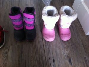 Girls snow shoes