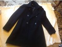 Ladies coat used size: 12/38 used £2