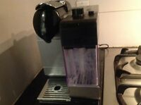 Machine nespresso delanghi