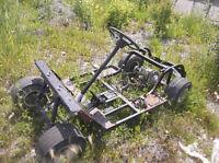 golf cart chasi