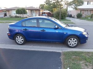 2007 Mazda Mazda3 GS Sedan (Safetied and Etested)