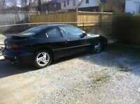 Must sell by month end, 2001 Sunfire GT