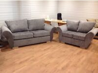 Brand New Lovely Plain Fabric 3&2 from DQF just £599