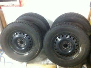 Moto master all terrain, Studded winter tires, 245/65 r17