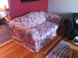 FREE: Loveseat Sofa