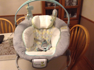 ingenuity baby  chair