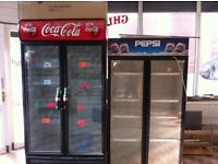 Two Shop fridges