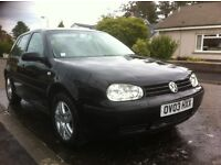 VW GOLF 1.9 TDI 130.