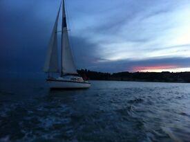 Vivacity Sailing Boat