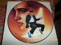 Elvis Presley plates for sale