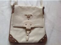 Prada ladies shoulder bag used £15