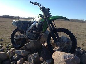 Kx250f     2009