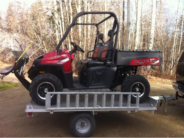 Used 2012 Polaris Ranger XP 800 LE EPS