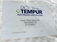 Tempur Deluxe 22 Mattress Cover