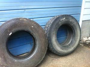 Used 385/65/22.5 tire