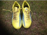 Adidas football boots R57 size 6.5 UK