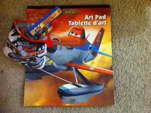 A planes movie art set