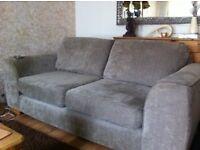 2 x2 seater sofas