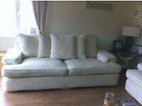 Designer 2 seater very comfortable sofa