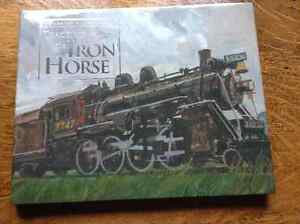 Tracking the Ironhorse by William Brownridge