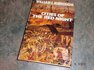 WILLIAM S. BURROUGHS: CITIES OF THE RED NIGHT