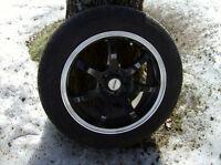 A vendre mag 16 po allant sur vehicule importé pneus non compris
