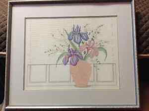 Beautiful hand stitched pictures Strathcona County Edmonton Area image 1