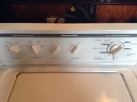 Kitchen aid washing machine - act now!