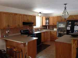 SOLD PENDING PICK UP Used Kitchen Cabinets & Countertops