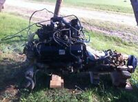 1998 ford f150 motor trans