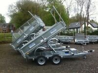 Trailer dale kane electric tipping trailer A&M trailers armagh