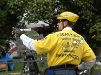 THE URBAN KNIGHTS AND LADIES PEACE PATROL
