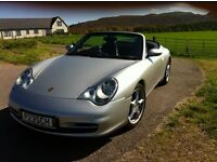 PORSCHE 911 3.6 CONVERTIBLE - NEW MOT.