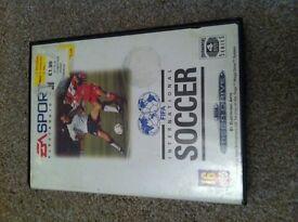 Mega drive FIFA Games