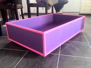 2 Toy Boxes