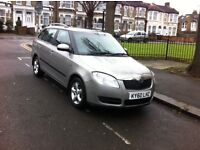 2010 SKODA FABIA ESTATE 1.2 PETROL MANUAL